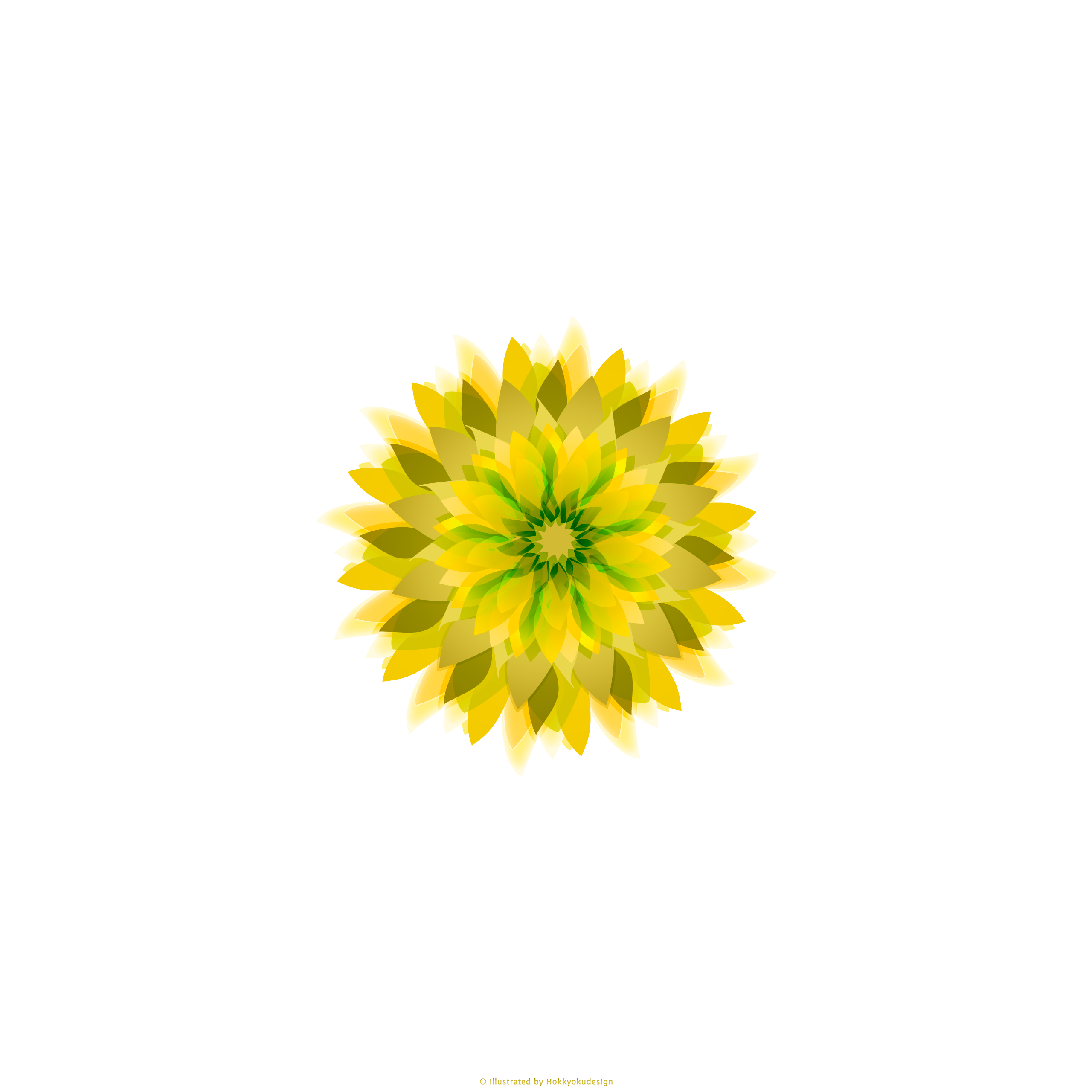 Ios壁紙 Iphone6 Plus Yellow Flower With White Ios8 Iphone6