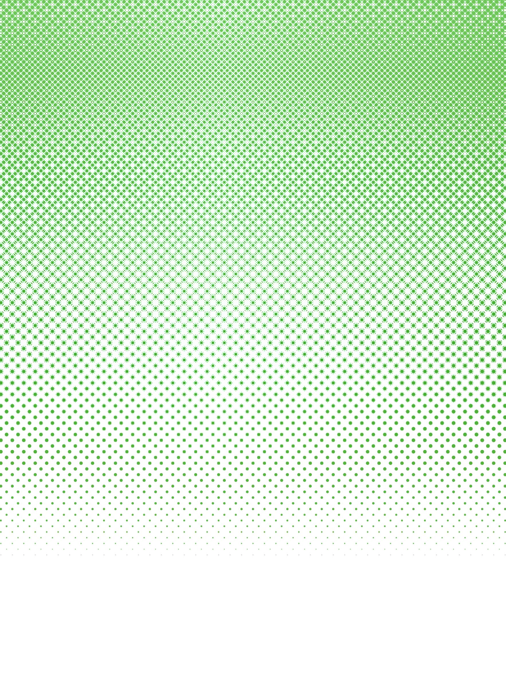 全iphone Ipad対応ドット壁紙 トーン ホワイトグリーン White Green
