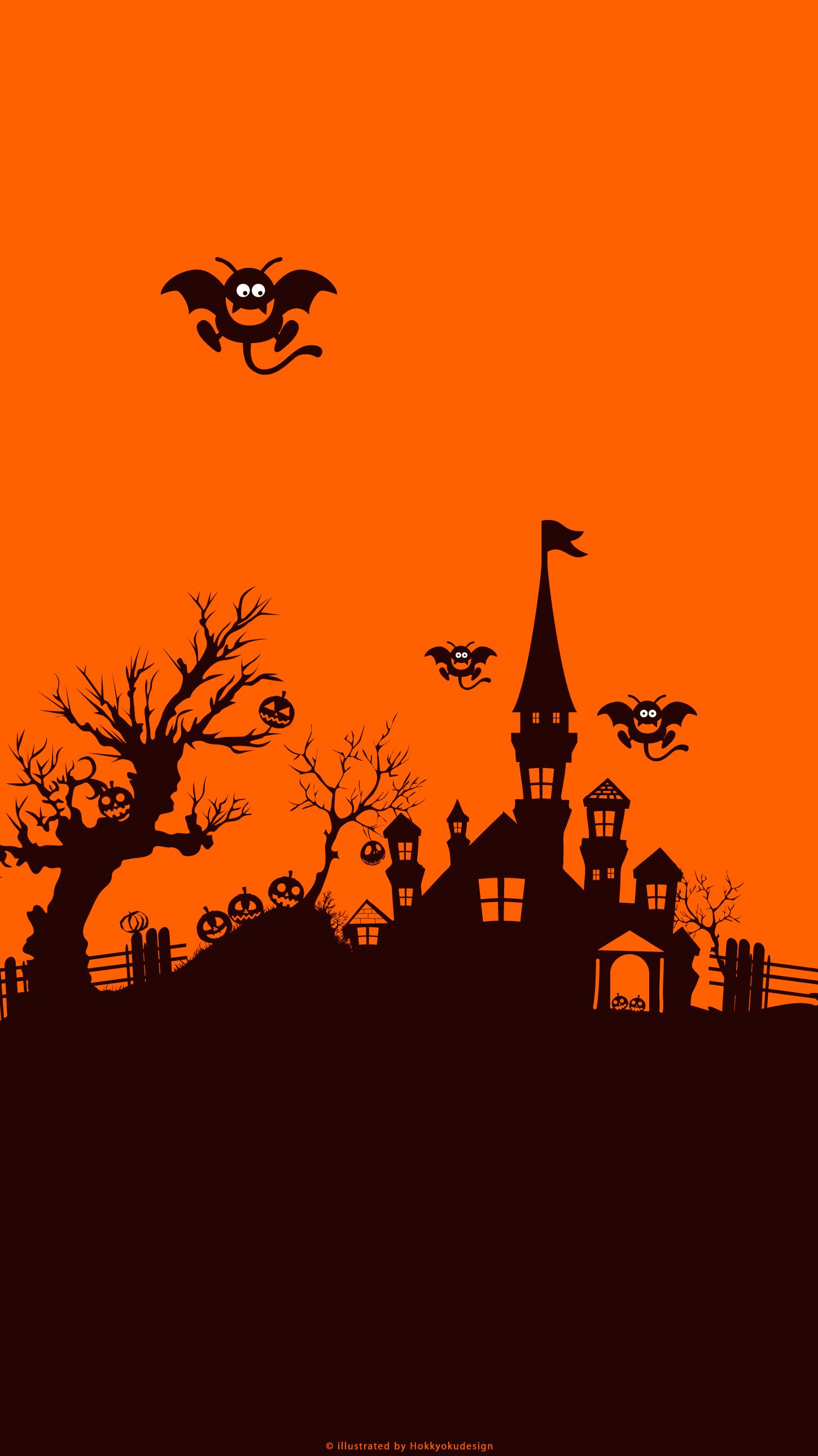 ハロウィンの壁紙 Iphone5 5s 5c Halloween Wallpaper Iphone5 5s 5c Android Pc 1449 2576