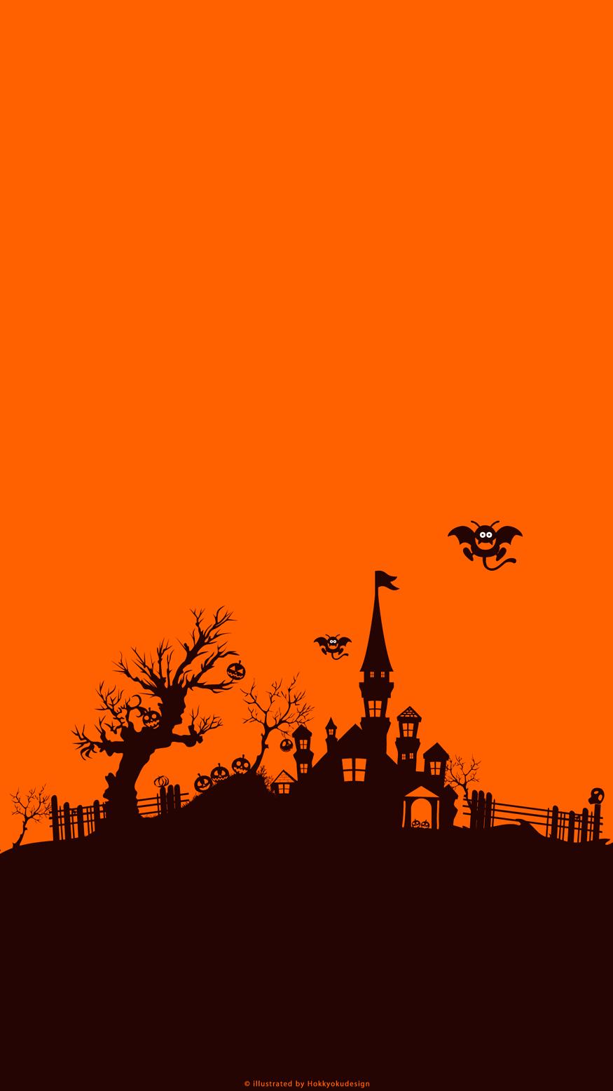 ハロウィンの壁紙 Iphone6 Iphone6s Halloween Wallpaper Iphone
