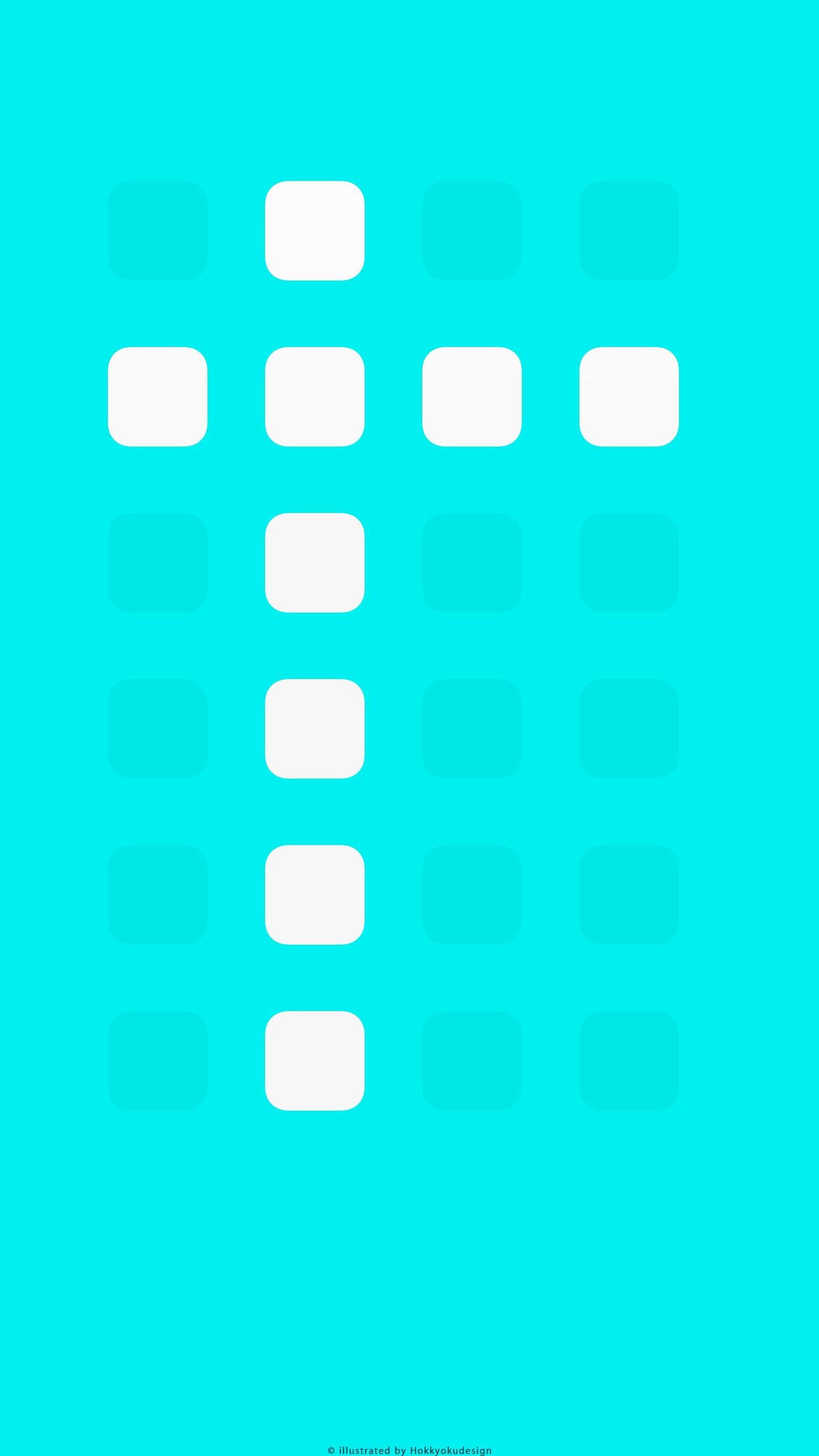 Iphone6plus専用 ブルーボックス壁紙b Bluebox Wallpaper Iphone6plus
