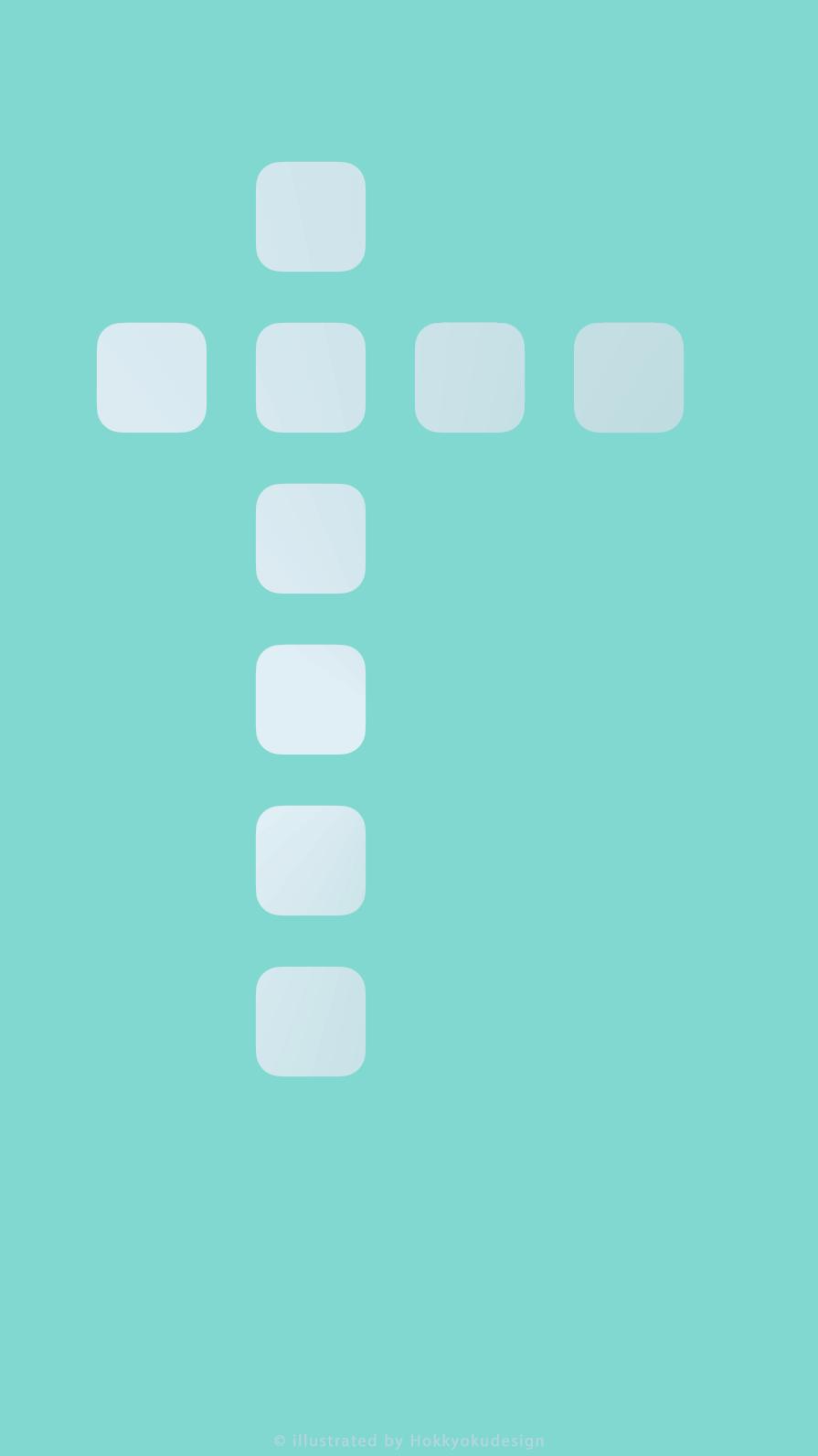 Iphone8 7 6s 6用 ブルーボックス壁紙c Shelf Wallpaper Bluebox Iphone