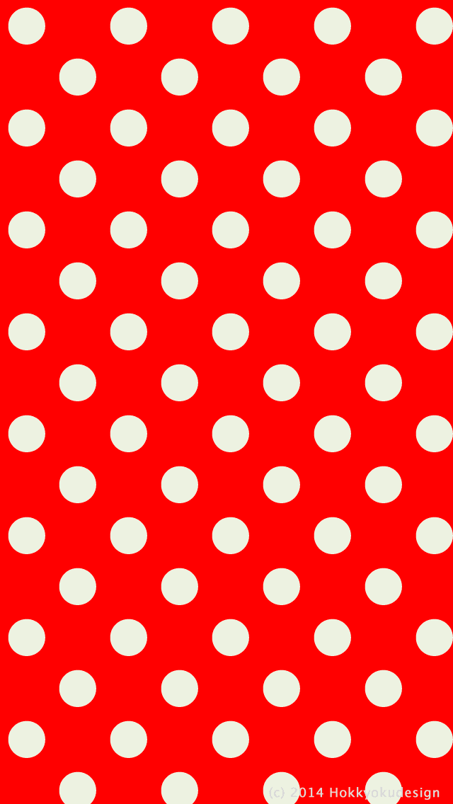 Ios11 red white red white dot wallpaper iphone screen iphone voltagebd Image collections