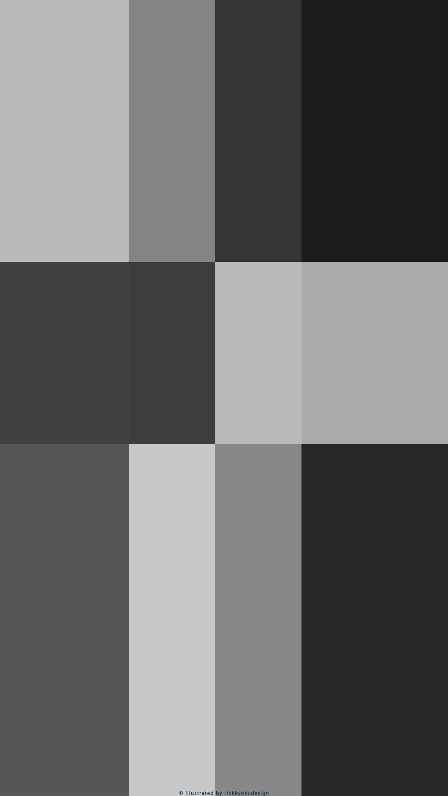 Iphone6plus専用 ぴったり合う縦方向の棚の壁紙 濃いモノトーン Wallpaper To Iphone6 Portrait Shelf Moving Wallpaper